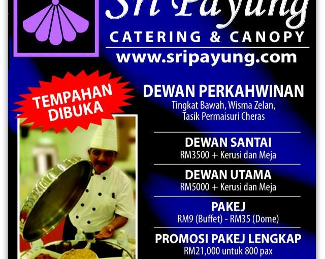 Sri Payung Catering & Canopy