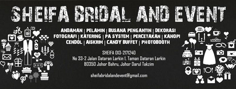 Sheifa Bridal & Event
