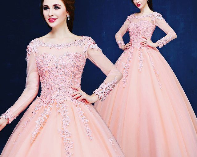 ♥new For Rent♥ Color : Peach Pink Booked July 2017  Nak