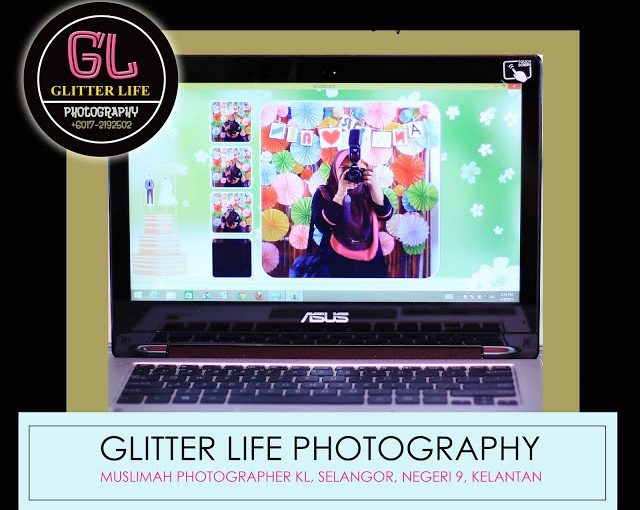Photographer Muslimah | Glitter Life Photography | 017-219 2502