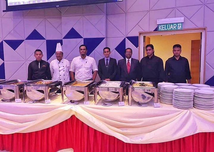 30.04.2017 : Today Event @tmconventioncentre  F&b By Rmc