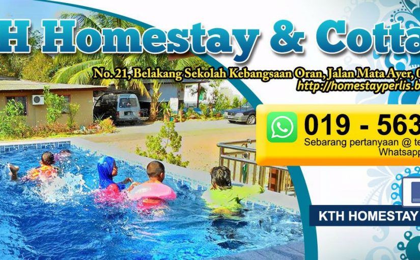 KTH Homestay & Cottage Mata Ayer Perlis
