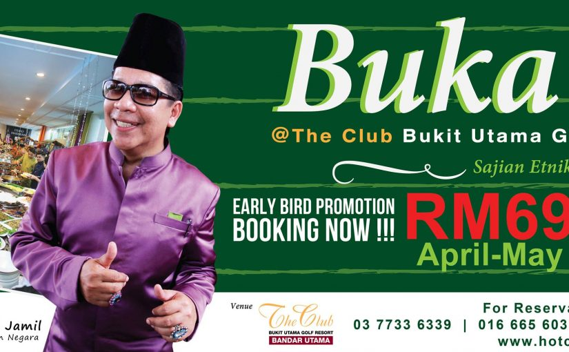 The Club Bukit Utama Golf Resort