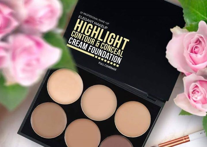 Produk Baru St Professional Makeup – Highlight, Contour And