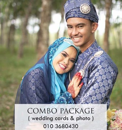 Jom Booking Package Combo!!  • Two Events Coverage •
