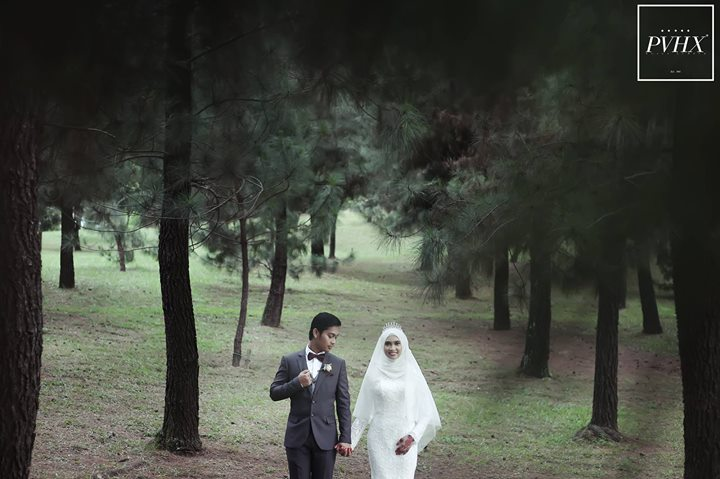 Reception : Najib + Aliah Date : 16 December 2017 Venue :