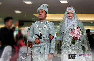 Wedding Munir & Munirah