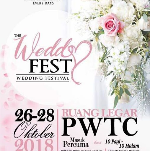 Save The Date!!! . Last Wedding Festival For This Year At