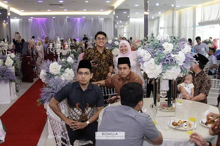 Bizmilla Wedding Centre • Catering