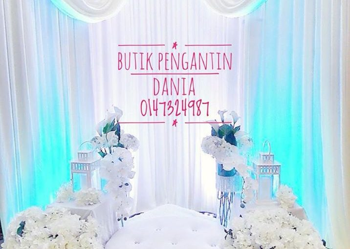 ‼️open Booking Januari 2019 Onward ‼️  Mini Pelamin ( Duduk